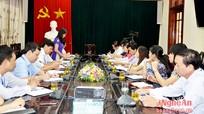 Tăng cường vai trò của người đứng đầu trong công tác cải cách hành chính