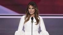 Vợ ông Donald Trump 'sao chép' bài phát biểu của phu nhân Tổng thống Obama