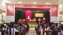 Tân Kỳ, Anh Sơn: Khai mạc kỳ họp thứ 2, HĐND huyện