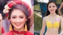 Nhan sắc Hoa khôi các tỉnh thành vào chung kết Hoa hậu Việt Nam