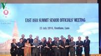 SOM hoàn tất chương trình nghị sự Hội nghị Bộ trưởng ASEAN+3 và EAS