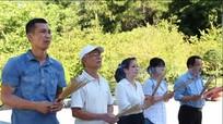 Đoàn Báo Nghệ An hành hương tri ân các anh hùng liệt sỹ tại Sơn La