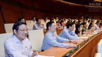 Quốc hội thông qua cơ cấu Chính phủ nhiệm kỳ 2016-2021