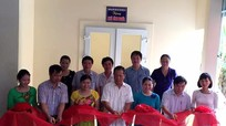 Đoàn đại biểu Quốc Hội khóa XIII tỉnh Nghệ An trao nhà tình nghĩa tại Nghi Lộc