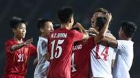 U16 Việt Nam nhận thưởng lớn