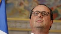 Tổng thống Francois Hollande: IS đã tuyên chiến với nước Pháp