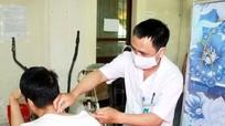 Bệnh viện GT- VT Vinh: Điều trị nhiều bệnh nhân liệt dây thần kinh ngoại biên số VII