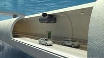 Na Uy tính xây đường hầm giao thông lơ lửng dưới nước