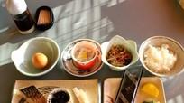Học cách ăn sáng của người Nhật