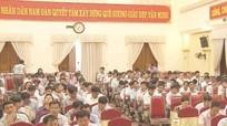 Nam Đàn quán triệt, triển khai thực hiện Nghị quyết Đại hội XII của Đảng