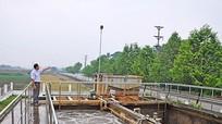 Trạm xử lý nước thải KCN Bắc Vinh sẽ chính thức hoạt động vào ngày 15/8