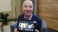 Ông chủ Amazon kiếm hơn 1 tỷ USD trong một đêm