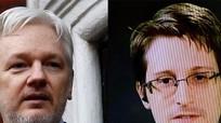 Edward Snowden và WikiLeaks 'đấu khẩu' trên Twitter