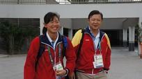 Ánh Viên tập đến 2h sáng tại Olympic 2016