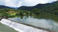 Ngắm vẻ đẹp tuyệt trần của sông Giăng - Con Cuông
