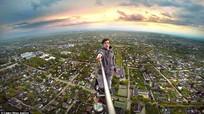 Những bức ảnh selfie mạo hiểm nhất thế giới