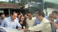 Xây dựng đường cao tốc Hà Nội - Viêng Chăn qua cửa khẩu Thanh Thuỷ