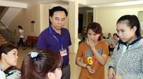 Nghệ An: Thí sinh đến nộp hồ sơ trực tiếp tại các trường đại học đông hơn dự kiến