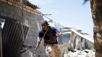 Mỹ khởi động chiến dịch ném bom IS ở Libya