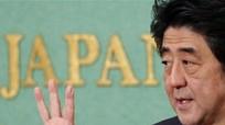 Mũi tên nhiều đích của Thủ tướng Nhật Bản