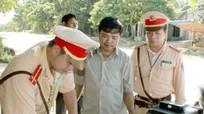 Nghệ An: 408 trường hợp bị xử phạt trong ngày đầu thực hiện Nghị định 46