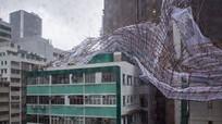 Sàn chứng khoán Hong Kong đóng cửa do bão Nida đổ bộ
