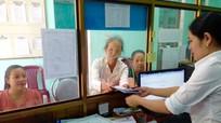 T.X Thái Hòa phấn đấu 80% dân số tham gia BHYT