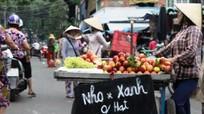 Cảnh báo trái cây Trung Quốc 'đội lốt' hàng Việt