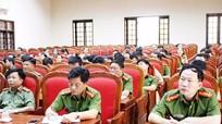 Quỳnh Lưu quán triệt, triển khai thực hiện Nghị quyết Đại hội XII của Đảng