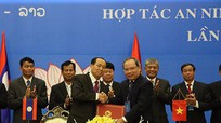 Lực lượng an ninh Việt - Lào phối hợp chặt chẽ trong tình hình mới