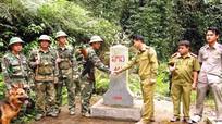 Đa dạng hóa tuyên truyền về tăng dày, tôn tạo hệ thống mốc quốc giới Việt - Lào
