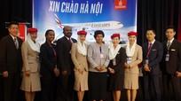 Đường bay mới Dubai - Hà Nội bắt đầu đón khách