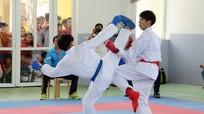 Nghệ An giành Huy chương Vàng Kata đồng đội nam THCS