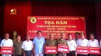 Các địa phương tổ chức kỷ niệm 55 năm thảm họa da cam Việt Nam