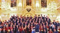 Nga bị truất quyền thi đấu Paralympic 2016