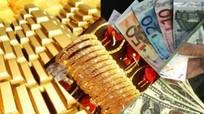 Giá vàng SJC tăng khi vàng thế giới sụt giảm