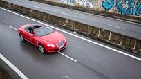 Bentley Continental GTC - mui trần siêu sang cho đại gia Việt