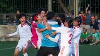TP Hồ Chí Minh vô địch bóng đá nữ THPT Hội khỏe Phù Đổng toàn quốc