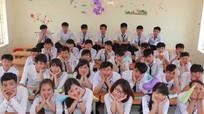 Lớp học trường làng 100% đậu đại học