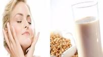 Học cách dưỡng da bằng sữa đậu nành của phụ nữ Nhật