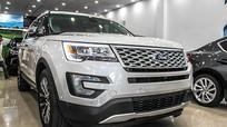 Ford Explorer Platinum 2016 - SUV kiểu Mỹ cho khách Việt