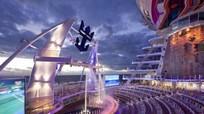 Du thuyền lớn nhất thế giới hoành tráng cỡ nào?
