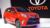 Toyota Calya - xe 7 chỗ giá rẻ tại Đông Nam Á