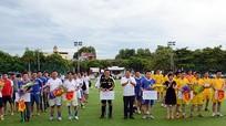 6 đội bóng tham gia Giải bóng đá mini Ngành Thông tin và Truyền Thông