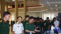 Bộ tổng Tham mưu tập huấn công nghệ thông tin