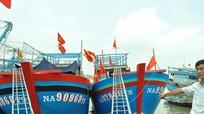 Nghề đóng tàu 'khủng' ở Quỳnh Lưu