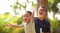 Trẻ tăng chỉ số IQ nhờ thường xuyên ở cạnh bố