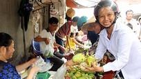 Nhộn nhịp chợ quê Rằm tháng Bảy