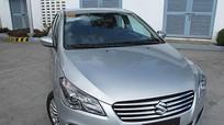Suzuki Ciaz - đối thủ mới của Toyota Vios ở Việt Nam