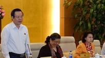 Bộ trưởng Kế hoạch Đầu tư bị Phó Chủ tịch Quốc hội nhắc nhở vì vắng họp